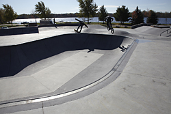 Skatepark Opens in new window