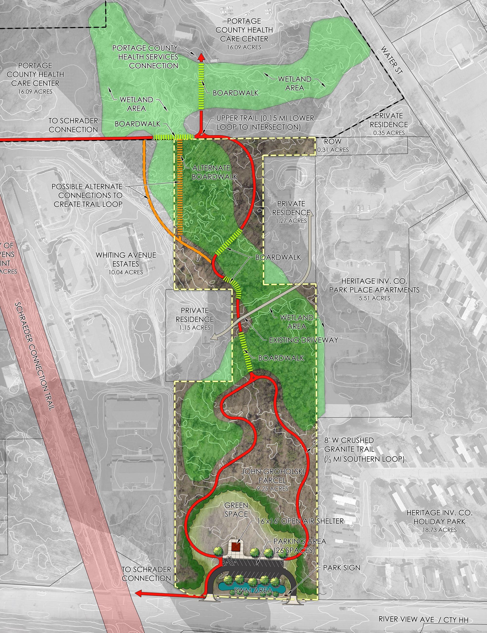 Groholski Park Master Plan