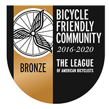 Bike Friendly City Seal
