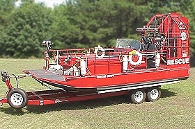 Rescue Air Boat