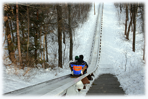 Toboggan Run