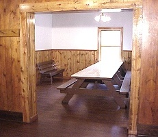 Boy Scout Lodge Meeting Space