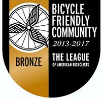 Bike Friendly Community Award